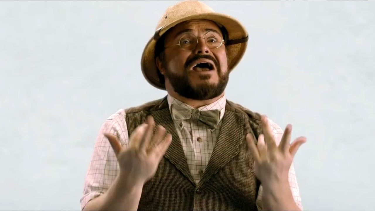 Jumanji: Welcome To The Jungle: Lip Sync (TV Spot)