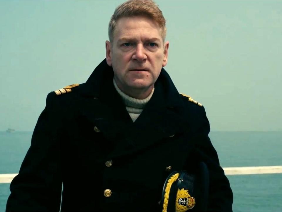 Dunkirk (Clean Trailer)