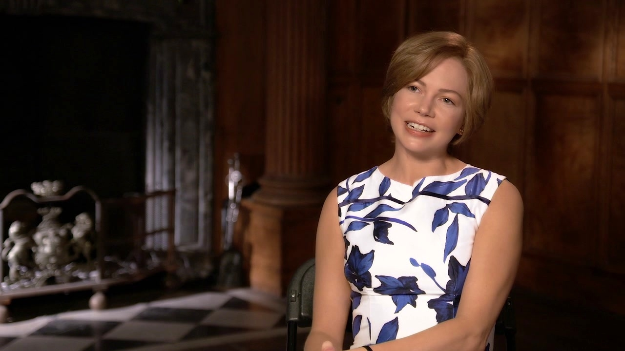 All The Money In The World: Michelle Williams On What Attracted Her To The Project