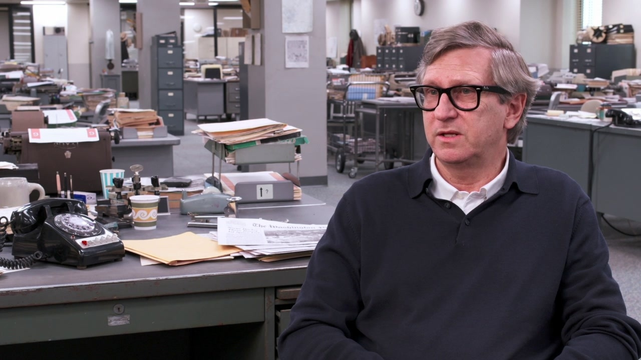The Post: Rick Carter On Designing The Newsroom