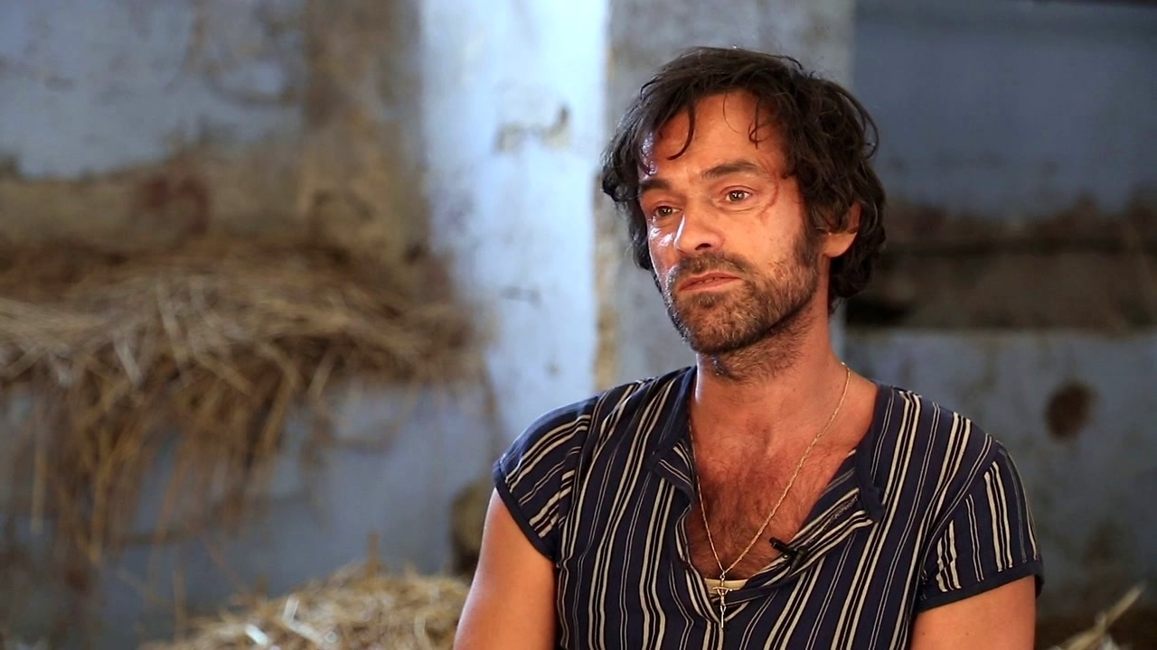All The Money In The World: Romain Duris On His Character