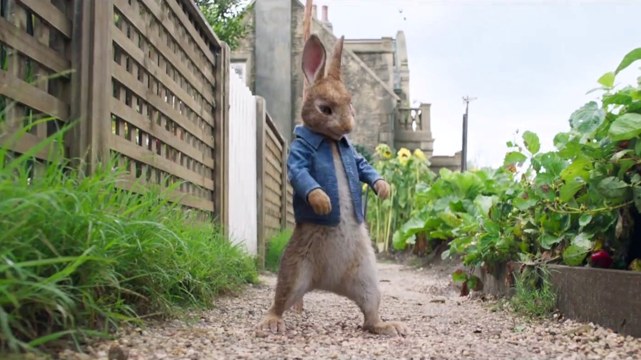 Peter Rabbit: Beatrix Potter's Legacy (Vignette)