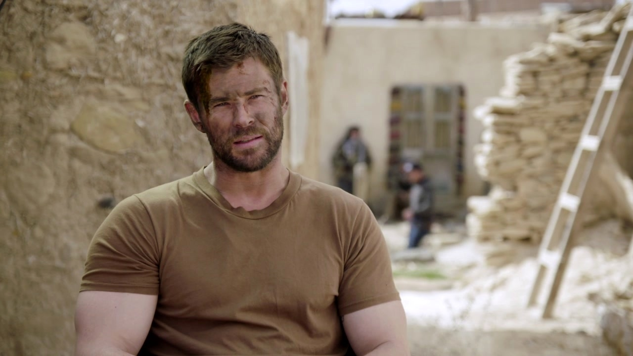 12 Strong: Chris Hemsworth On What Attracted Him To The Project