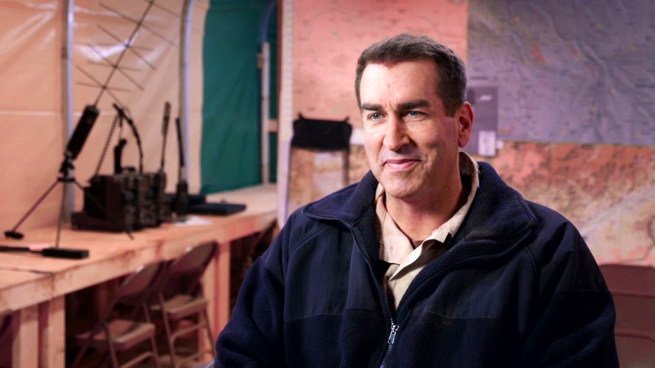 12 Strong: Rob Riggle On His Real-Life Connection To This Story
