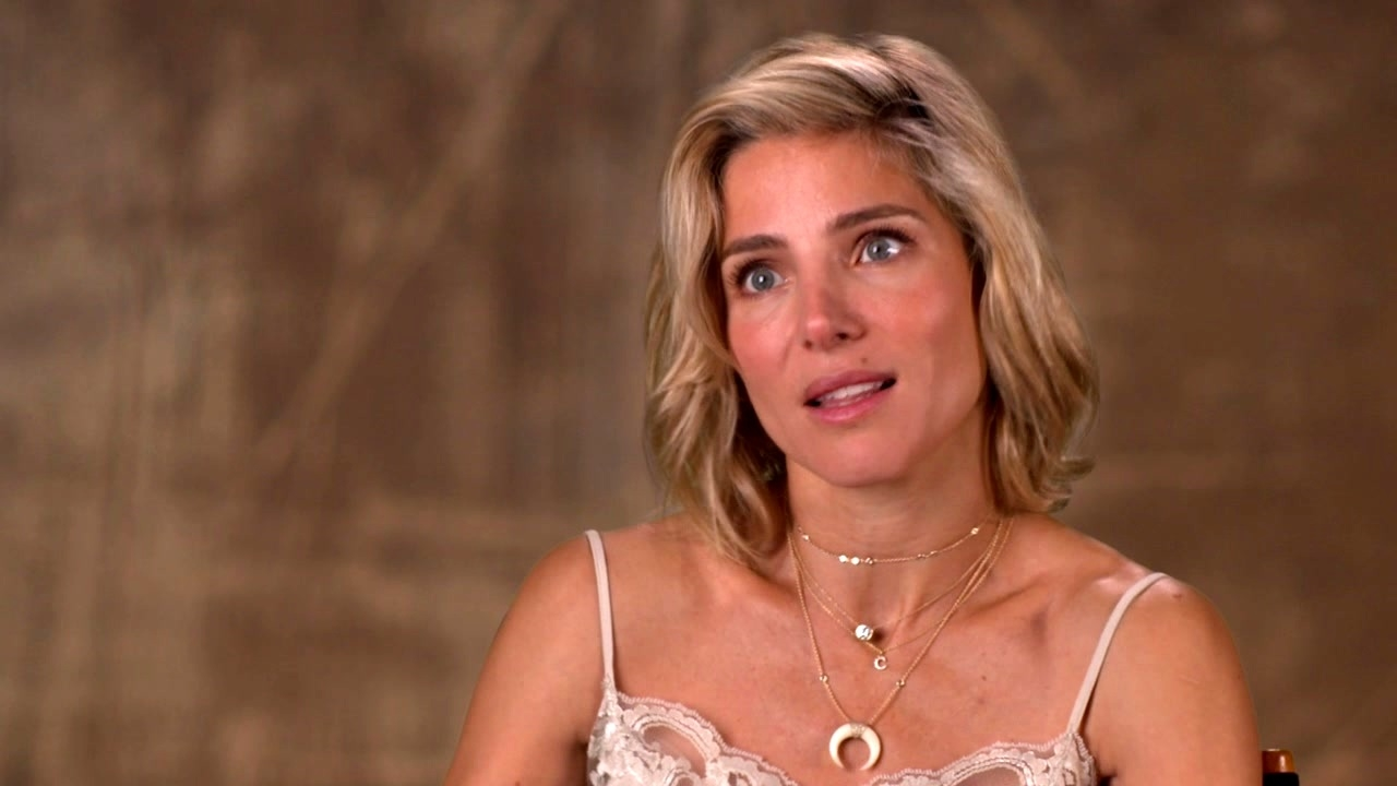 12 Strong: Elsa Pataky On How Her Character 'Jean Nelson' Copes In The Aftermath Of 9/11