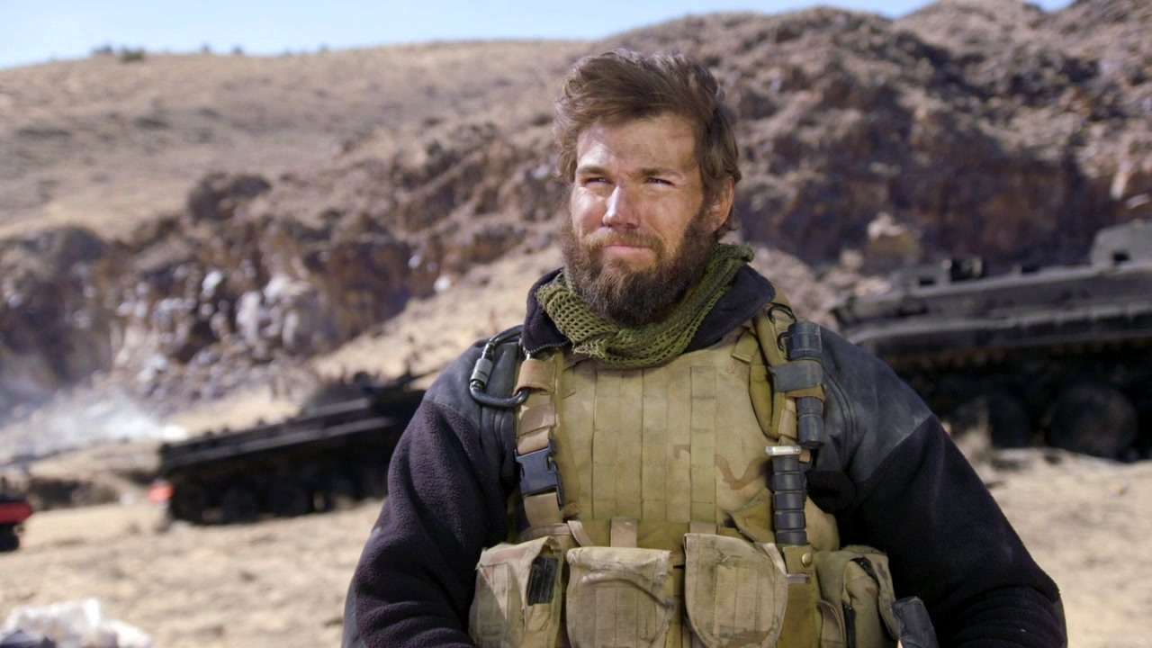 12 Strong: Austin Stowell On His Character 'Fred Falls' And His Role On The Team