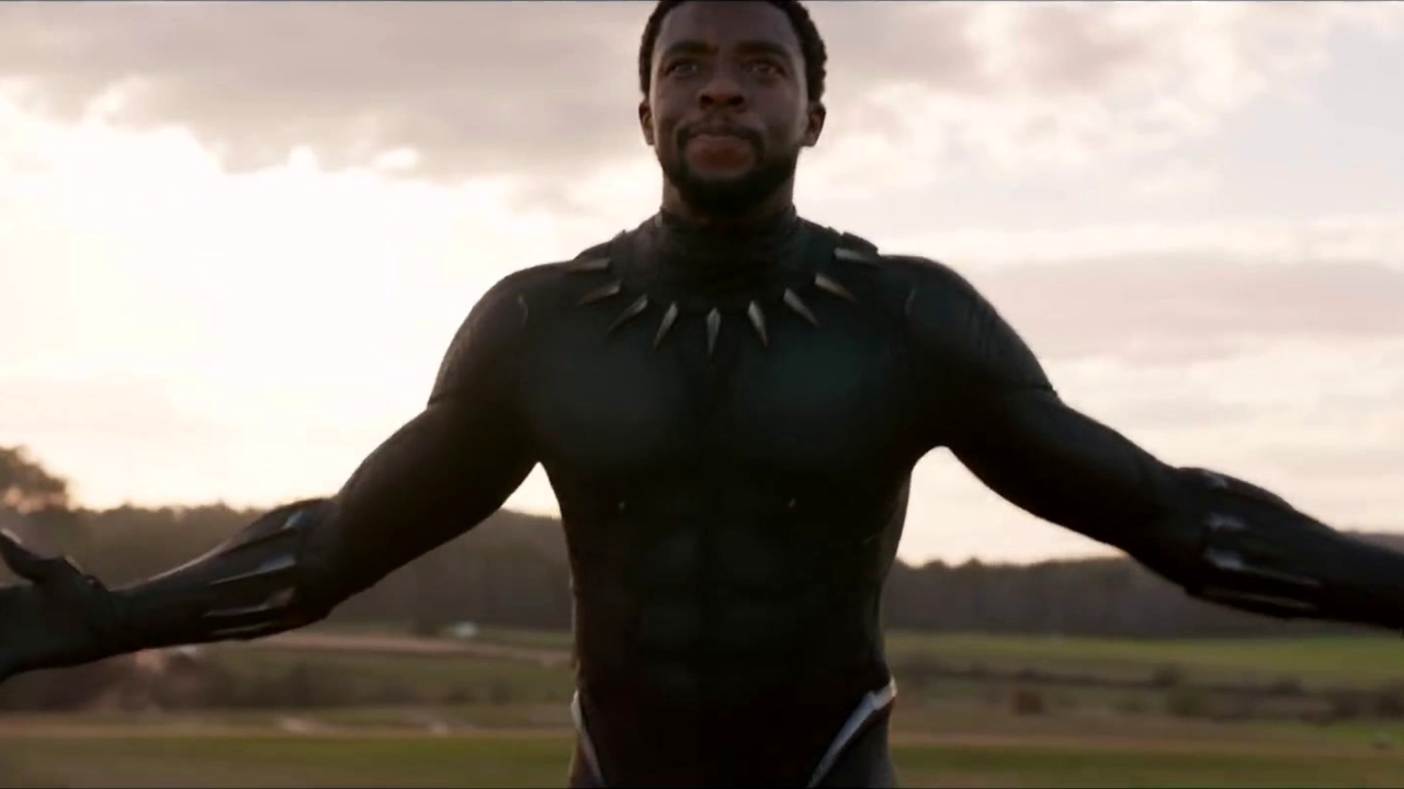 The Black Panther: Entourage (TV Spot)