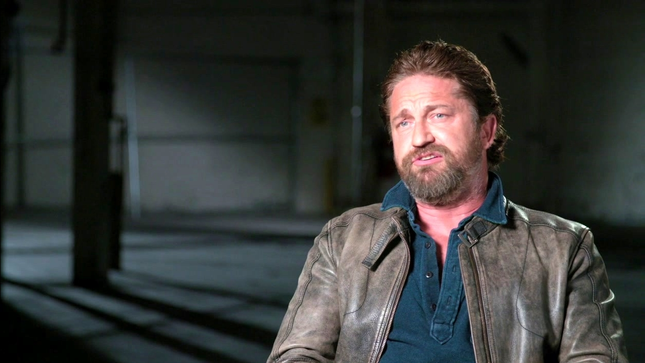 Den Of Thieves: Gerard Butler On The Script And Story