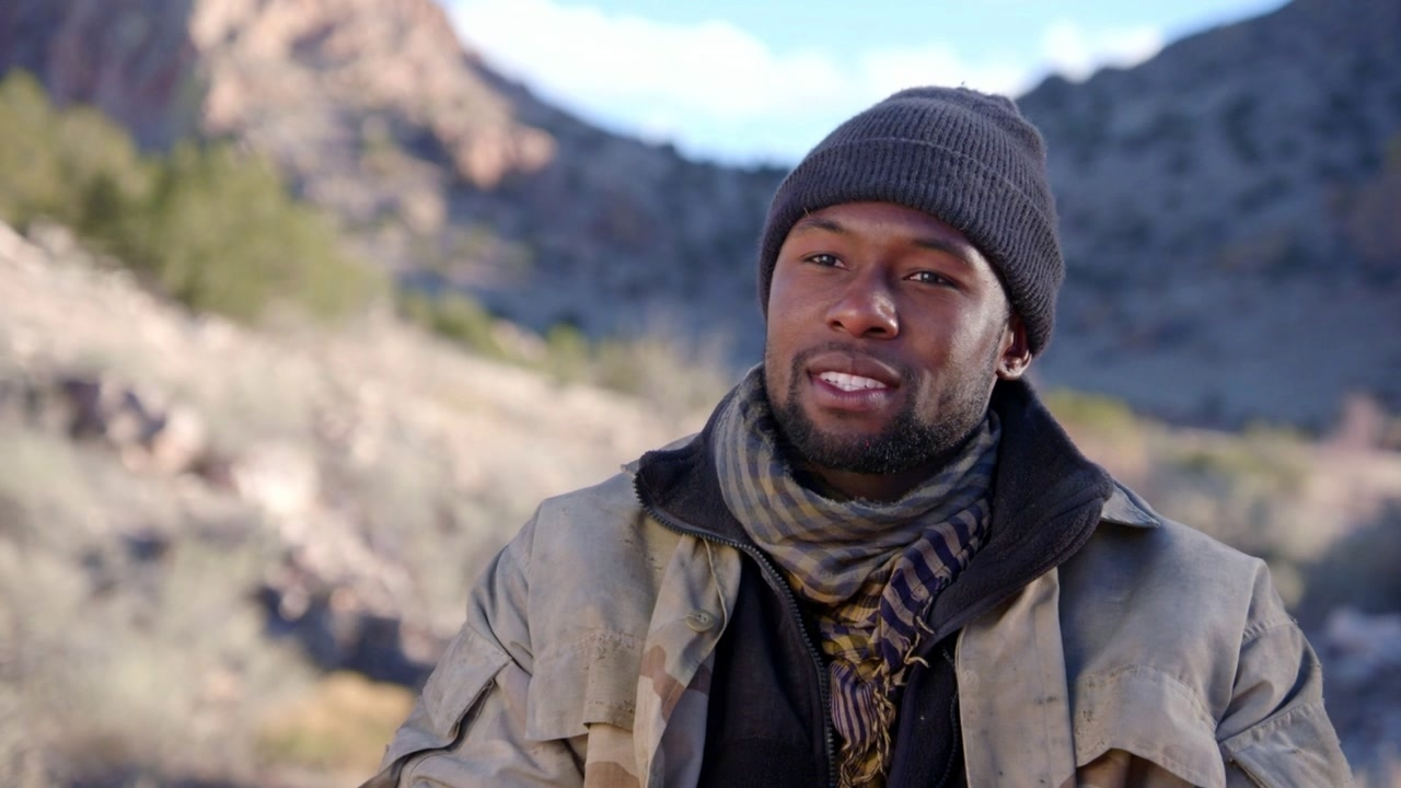 12 Strong: Trevante Rhodes On What Attracted Him To The Project