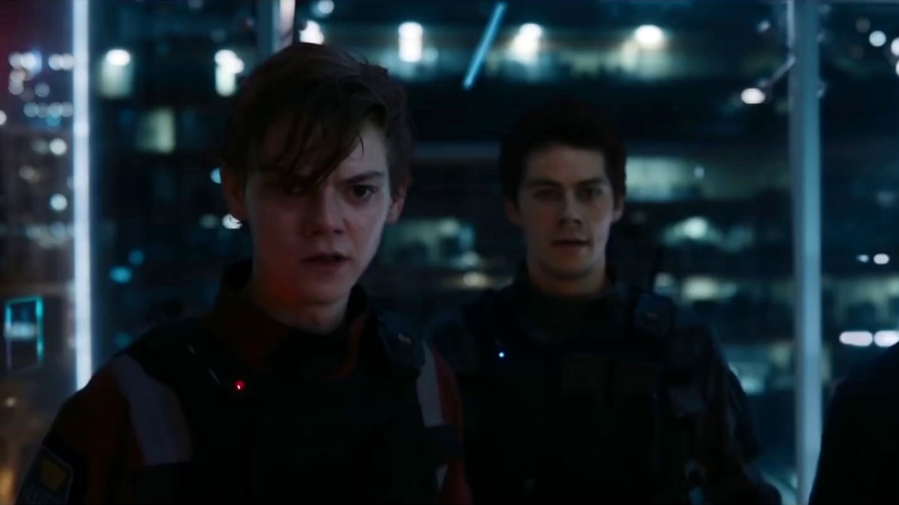 Maze Runner: The Death Cure: Any Ideas