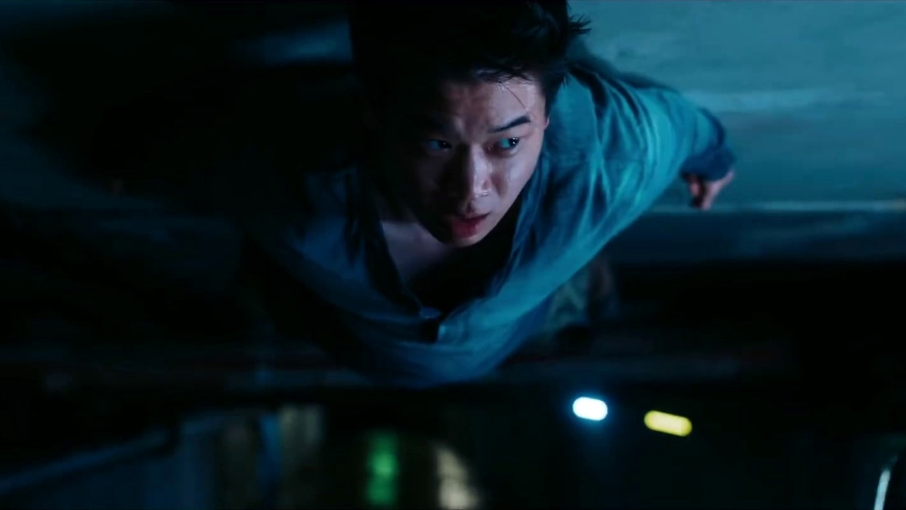 Maze Runner: The Death Cure: In The Maze