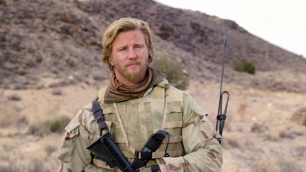 12 Strong: Thad Luckinbill On His Character 'Vern Michaels'