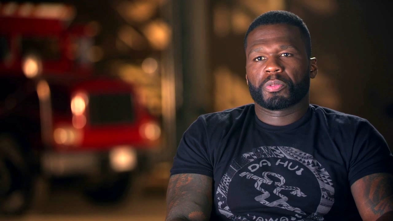 Den Of Thieves: Curtis '50 Cent' Jackson On Boot Camp