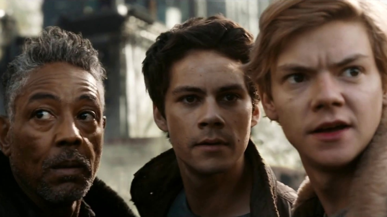 Maze Runner: The Death Cure: The Wall