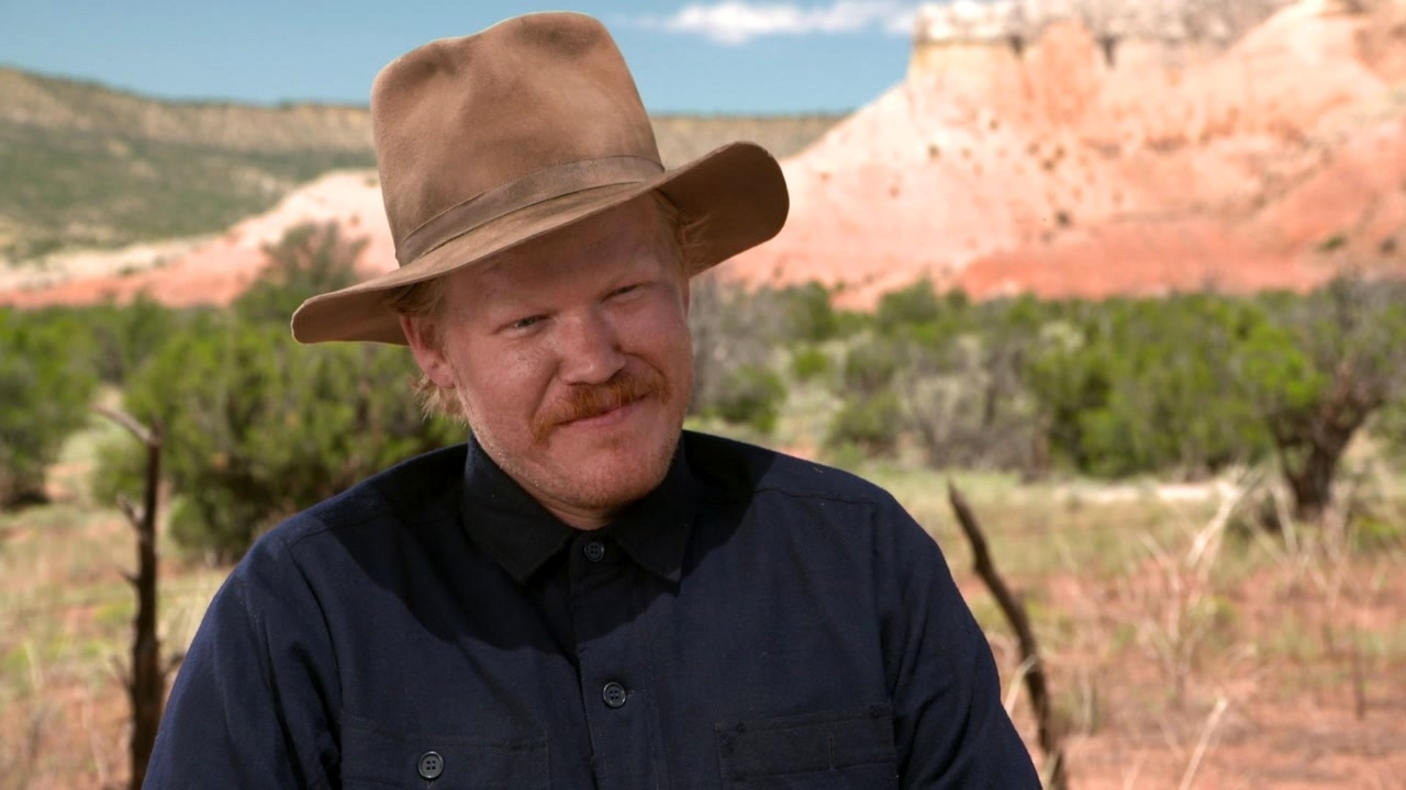 Hostiles: Jesse Plemons On What Excited Him About The Film