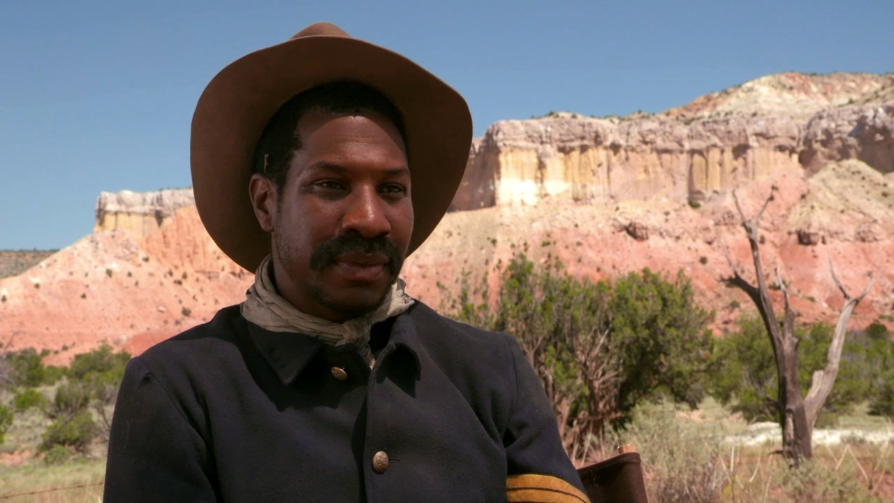 Hostiles: Jonathan Majors On What Interested Him In The Project