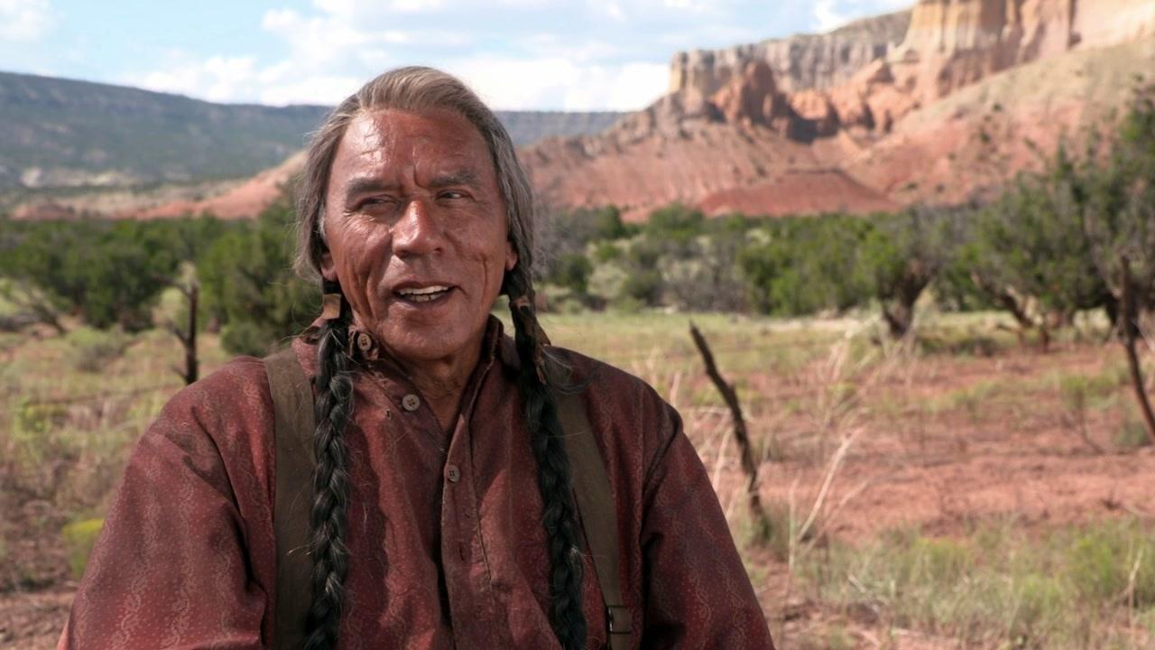 Hostiles: Wes Studi On 'Capt. Joseph J. Blocker' And 'Chief Yellow Hawk'