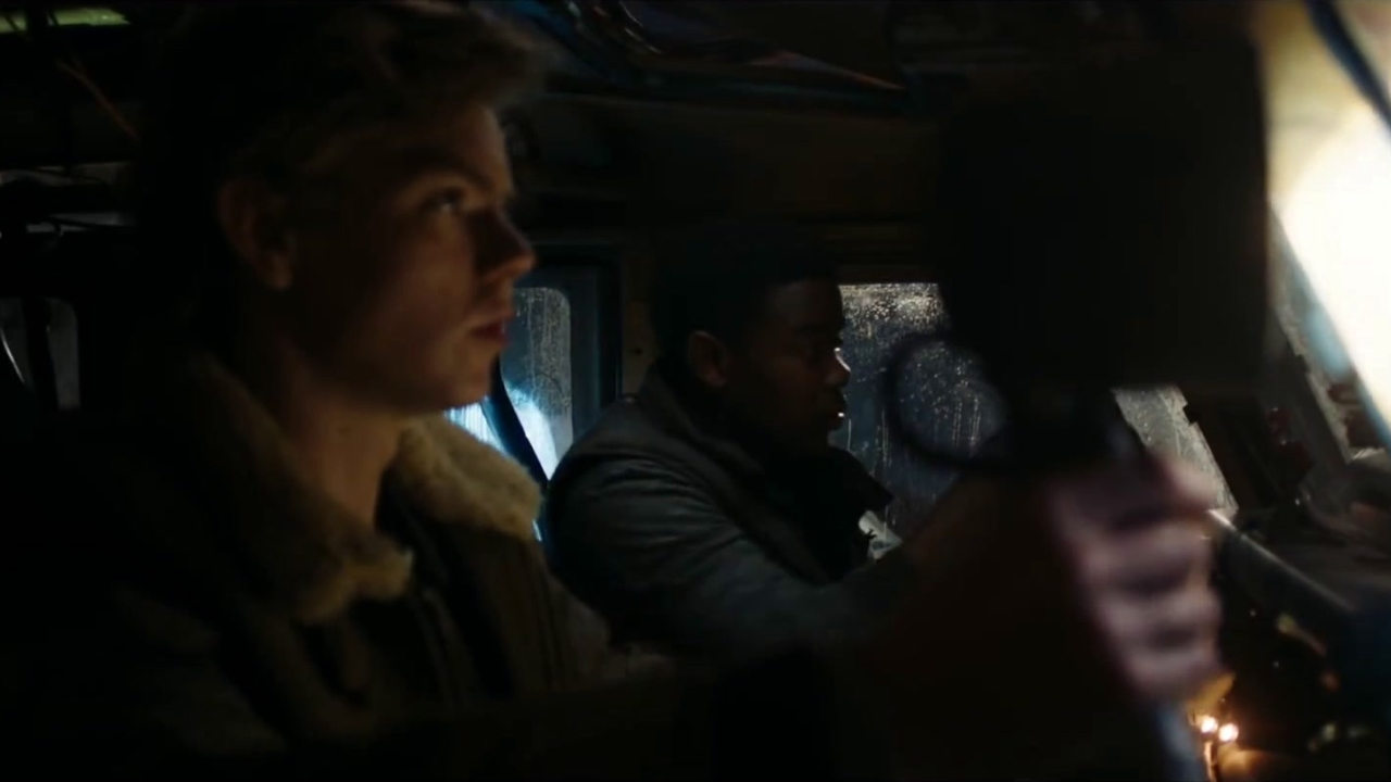 Maze Runner: The Death Cure: Cranks Tunnel