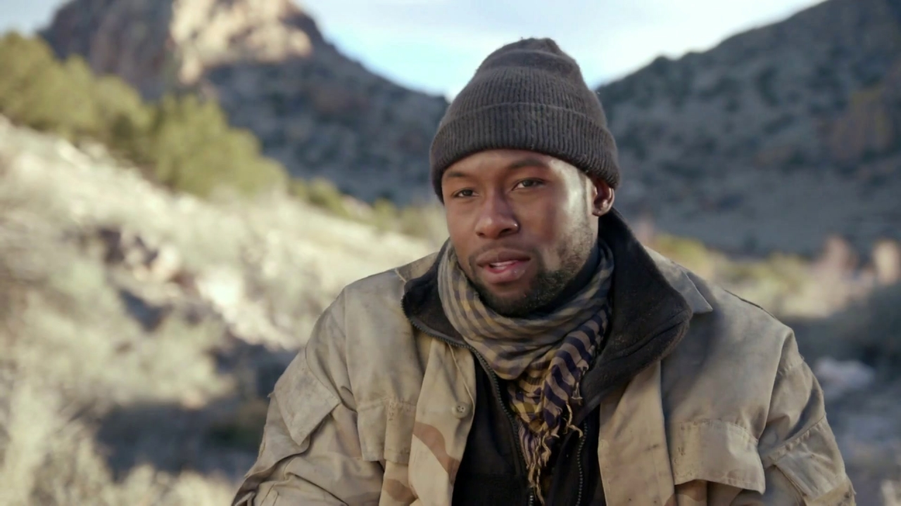 12 Strong: Trevante Rhodes (60 Second Spot)