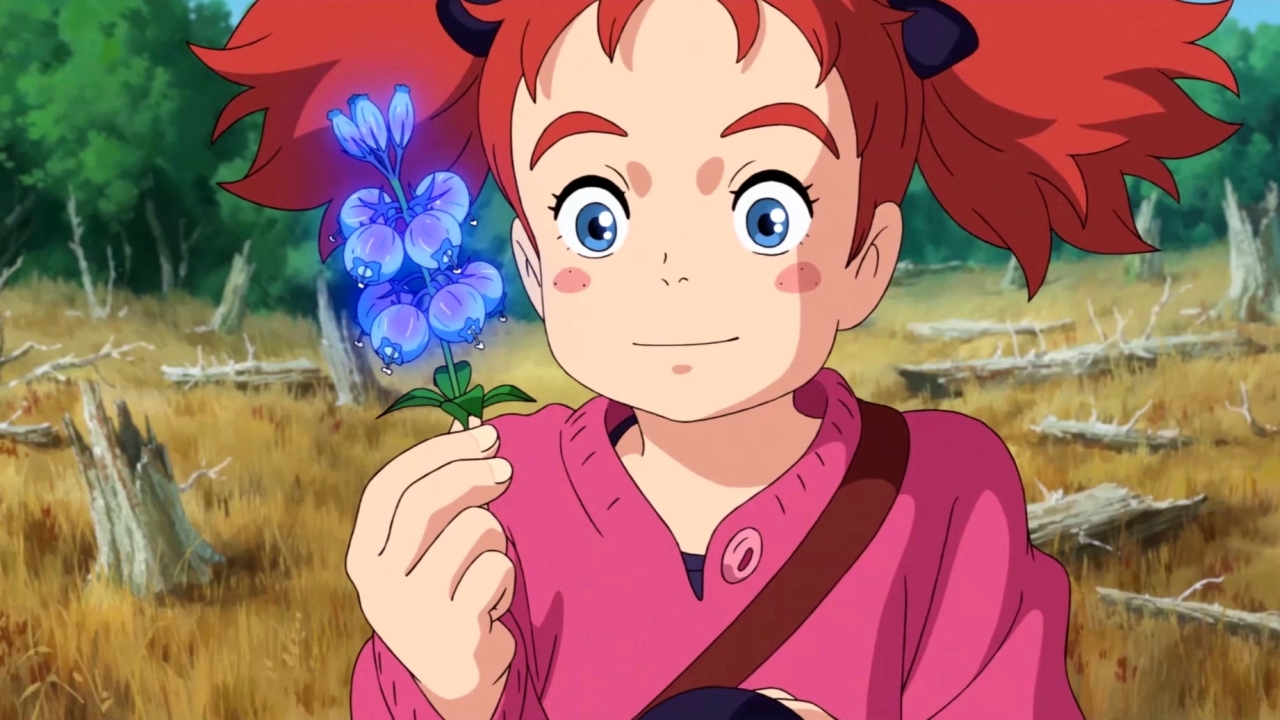 Mary and The Witch's Flower Trailer: Mary And The Witch's Flower: Beautiful - Metacritic