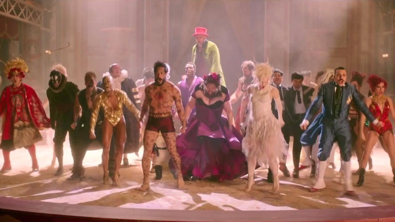 The Greatest Showman: Sing-Along (Spot)