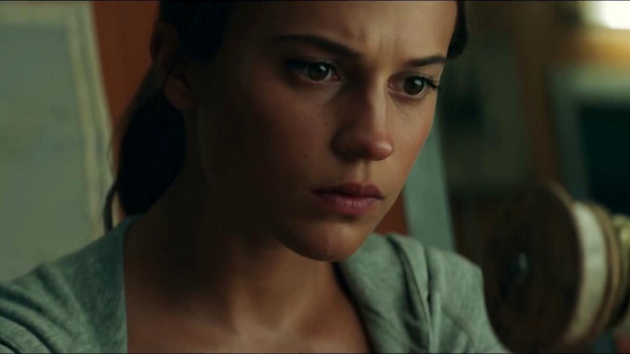 Tomb Raider: Begins (TV Spot)