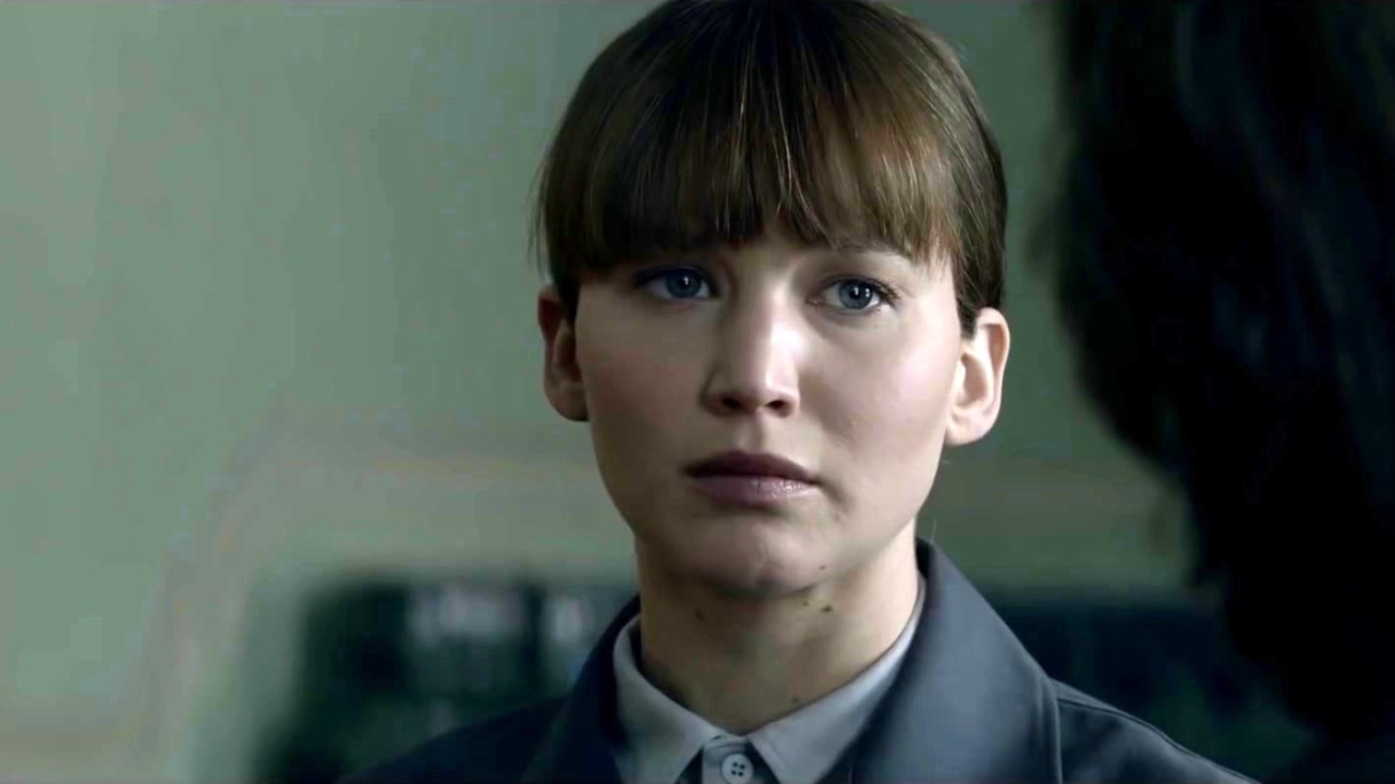 Red Sparrow: Forced. Trained. Transformed. (TV Spot)
