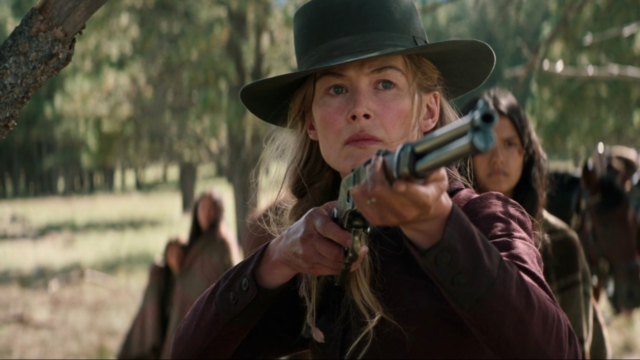Hostiles: Now Playing (30 Second Spot)