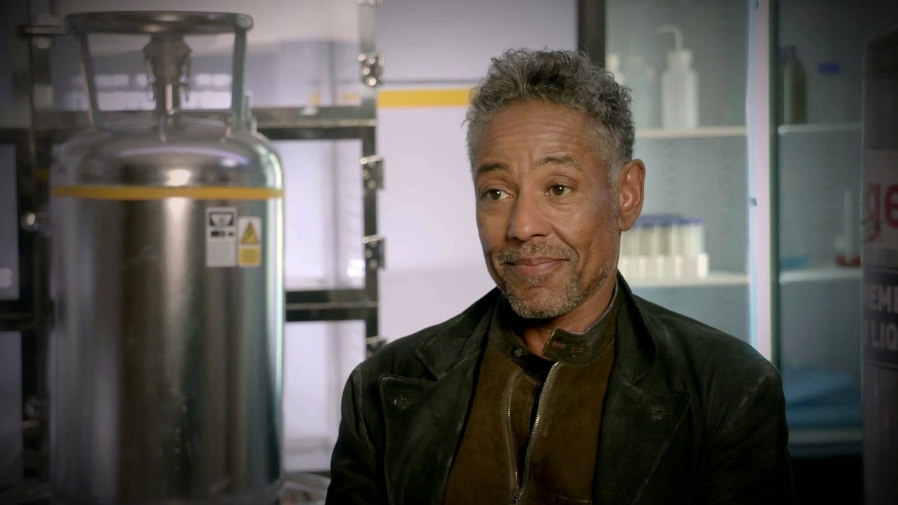 Maze Runner: The Death Cure: Giancarlo Esposito On Jorge's Role