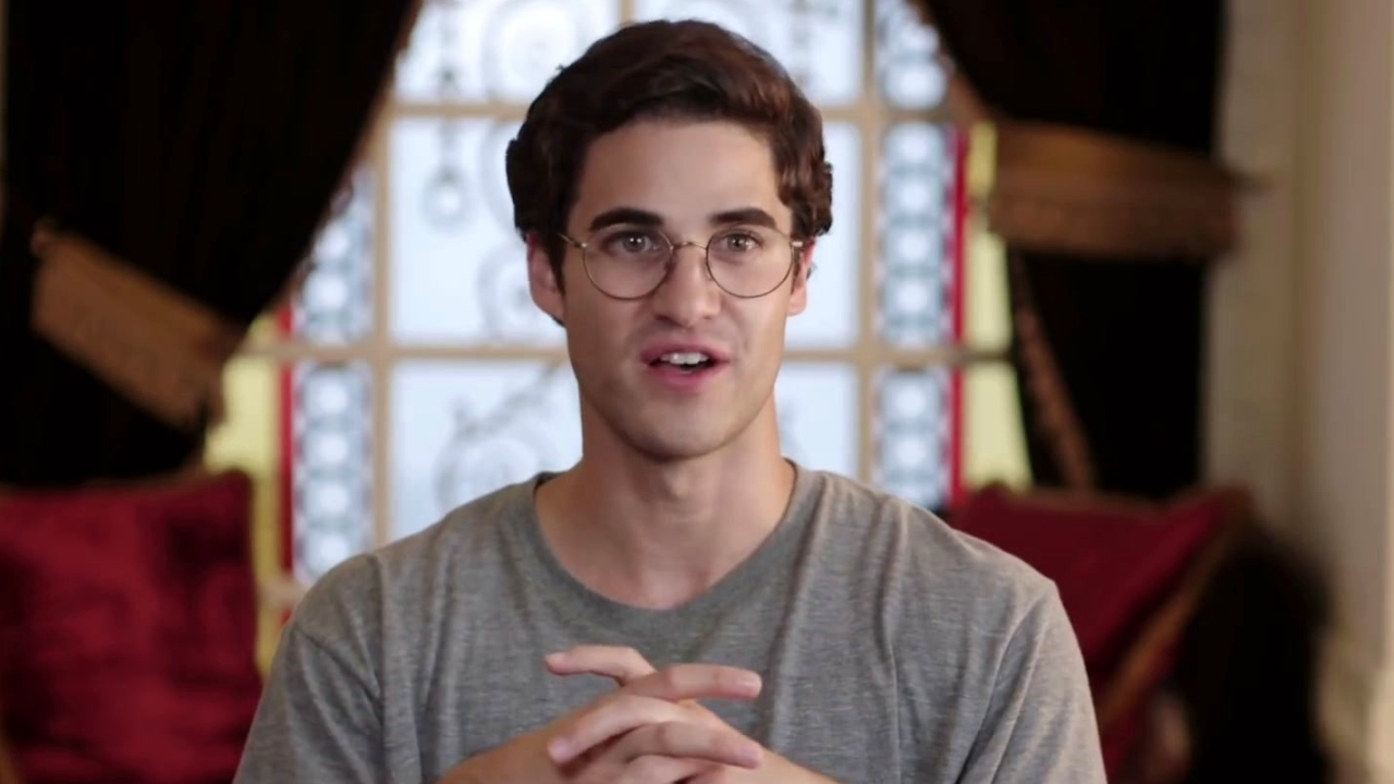 American Crime Story: The Assassination of Gianni Versace: Darren Criss as Andrew Cunanan