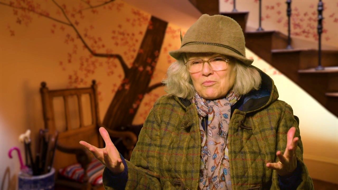 Paddington 2: Julie Walters On Returning To The Paddington Family