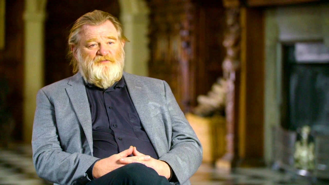Paddington 2: Brendan Gleeson On What Drew Him To The Project