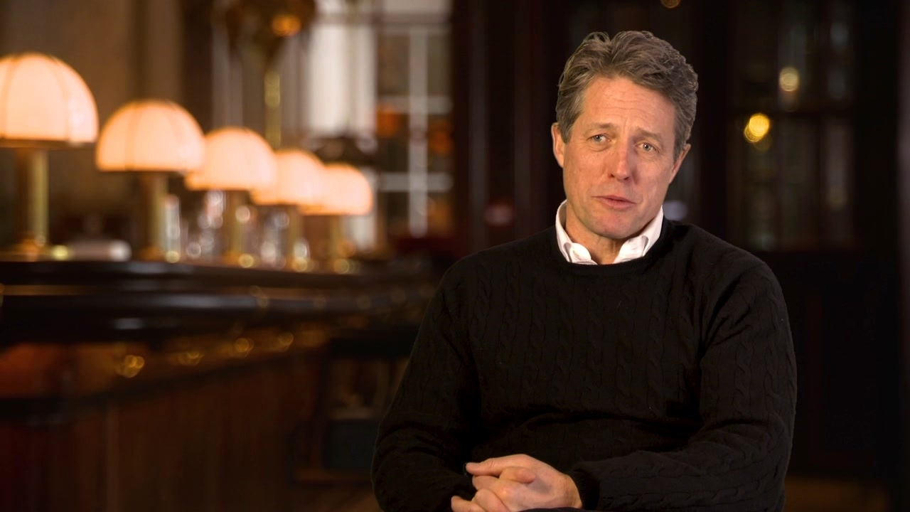 Paddington 2: Hugh Grant On Phoenix Buchanan