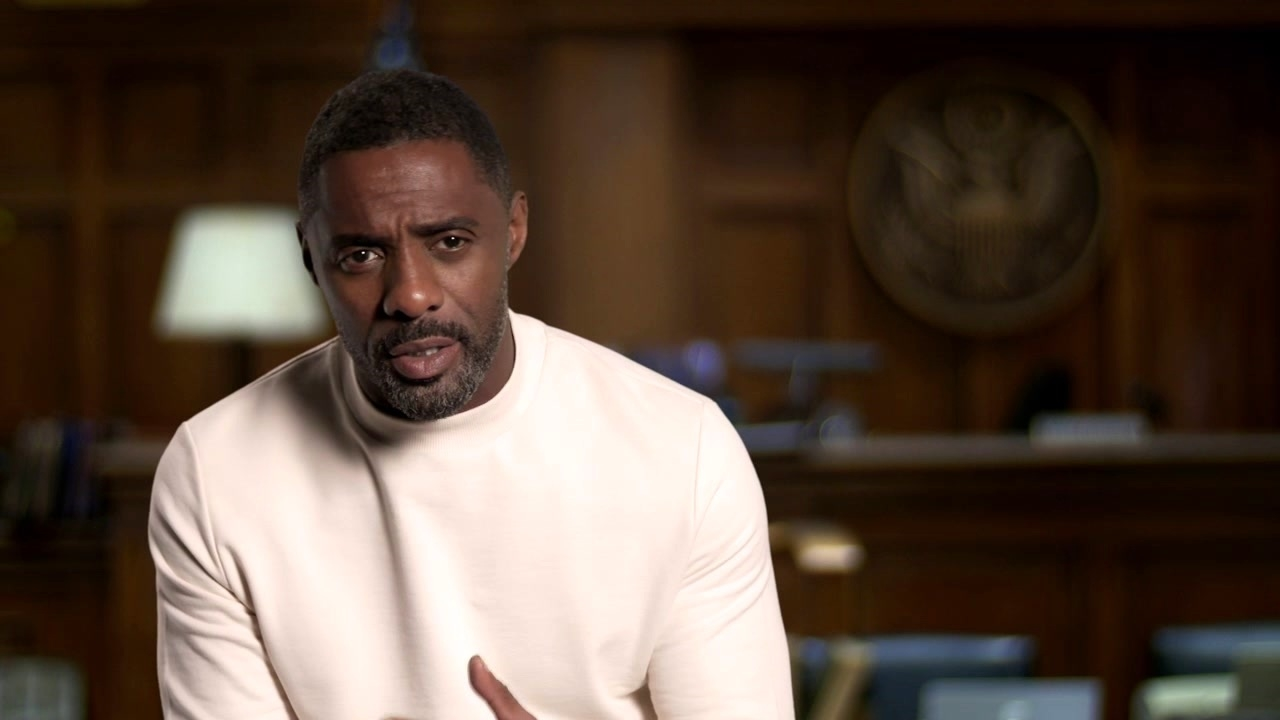 Molly's Game: Idris Elba On Why He Joined The Film