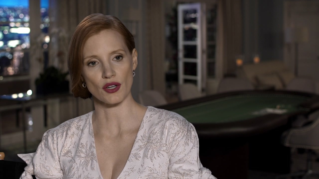Molly's Game: Jessica Chastain On The Plot Of The Film