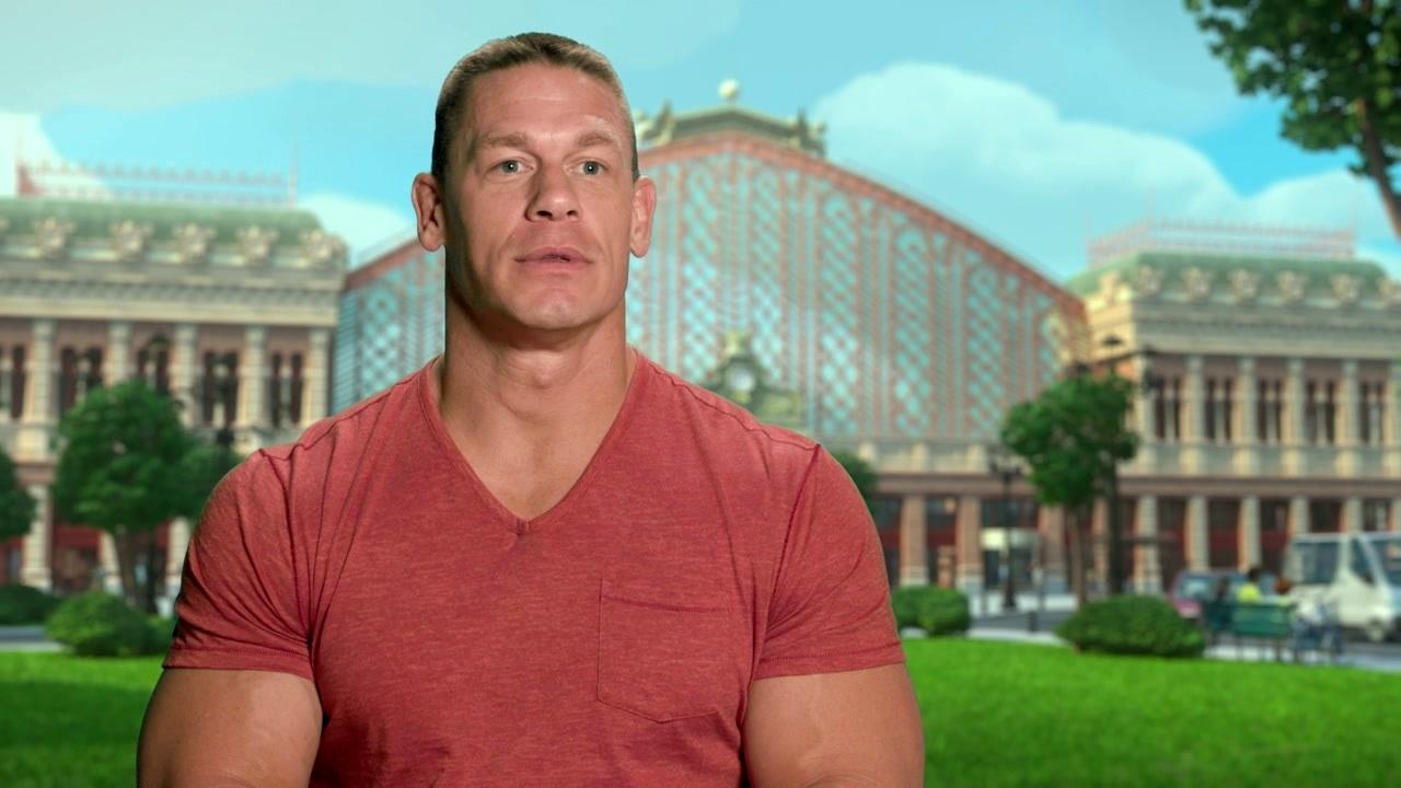 Ferdinand: John Cena On The Story Of 'Ferdinand'