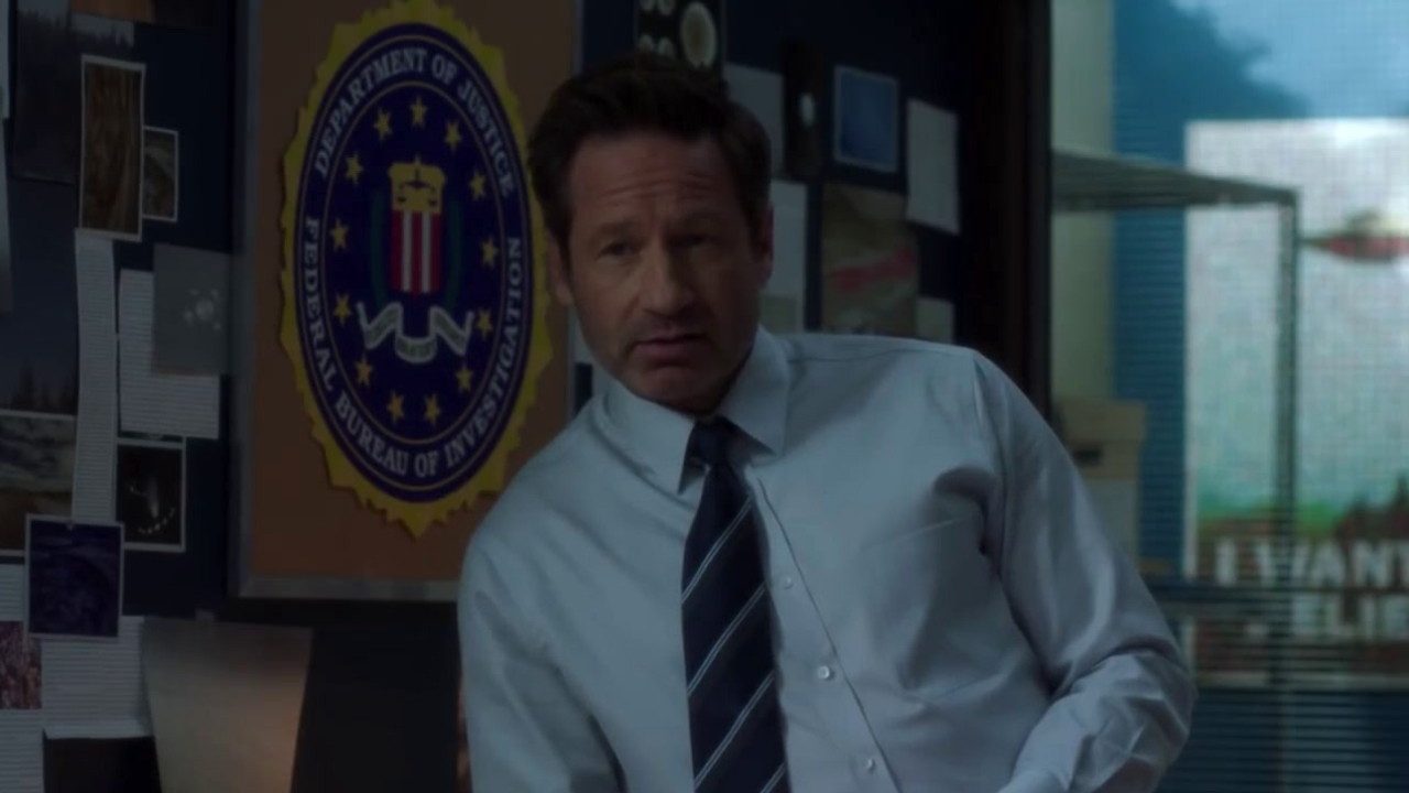 The X-Files: The Lost Art of Forehead Sweat