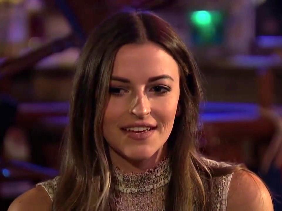 The Bachelor: Tia's Confession