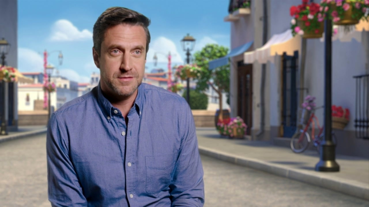 Ferdinand: Raul Esparza On His Character 'Moreno'