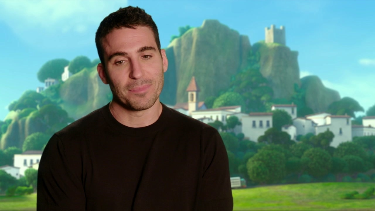 Ferdinand: Miguel Angel Silvestre On His Character 'Primero'