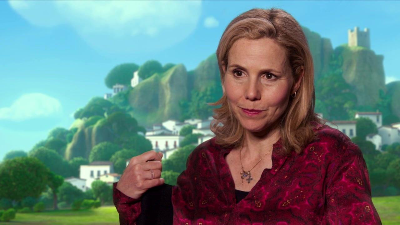 Ferdinand: Sally Phillips On The Message In Ferdinand