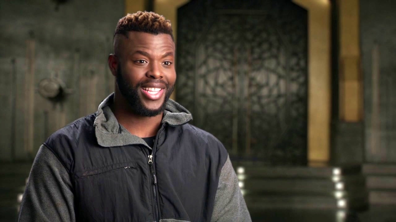 Black Panther: Winston Duke On His Initial Exposure To Marvel