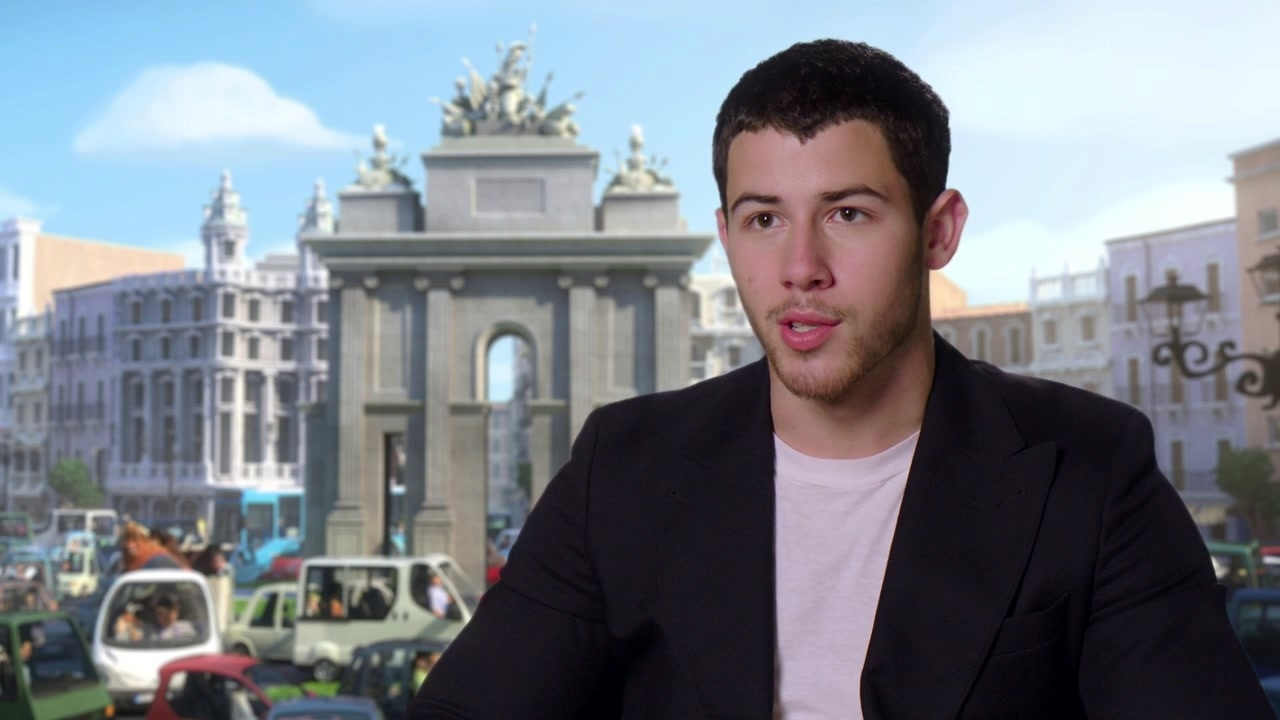 Ferdinand: Nick Jonas On What The Song 'Home' Is About