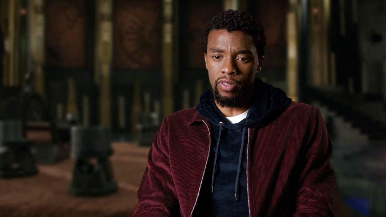 Black Panther: Chadwick Boseman On His Reaction To The Script