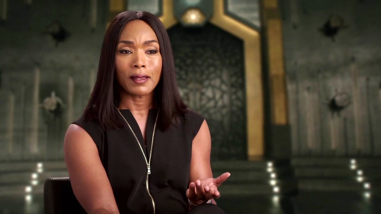 Black Panther: Angela Bassett On What Appealed To Her About Black Panther