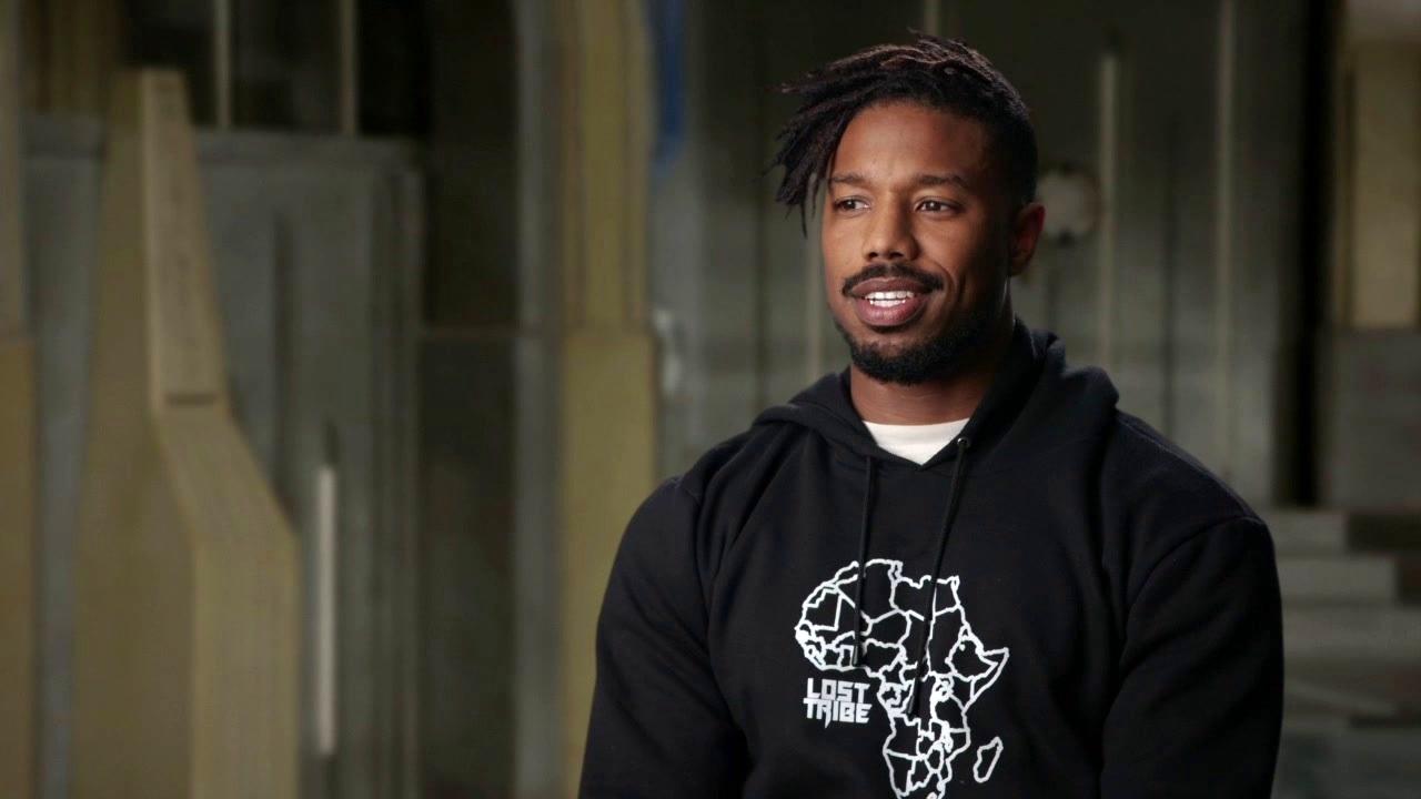 Black Panther: Michael B. Jordan On His Initial Exposure To Marvel