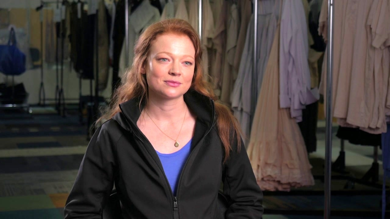 Winchester: Sarah Snook On Who 'Marion' Is
