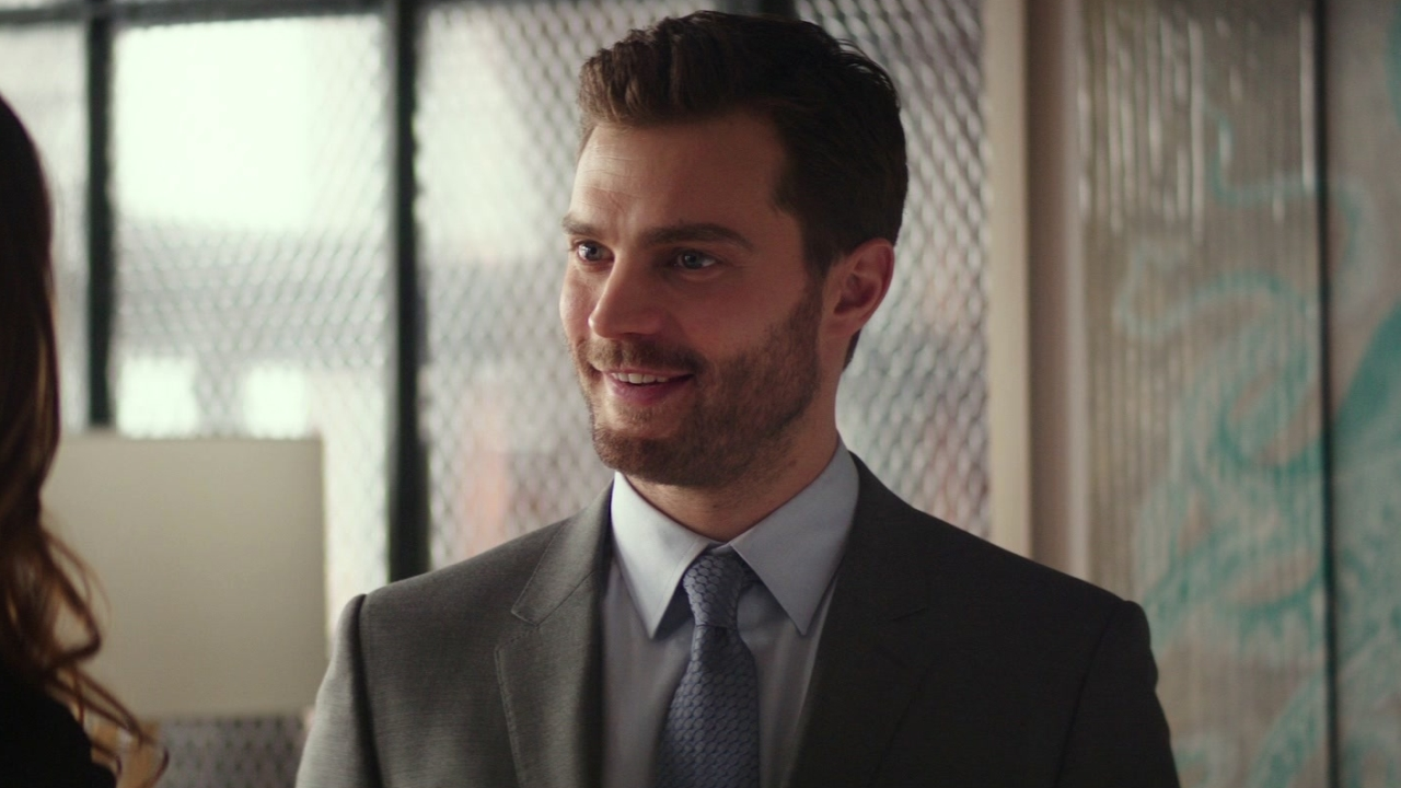 Fifty Shades Freed: Christian Asks Ana Why She Hasn't Changed Her Name