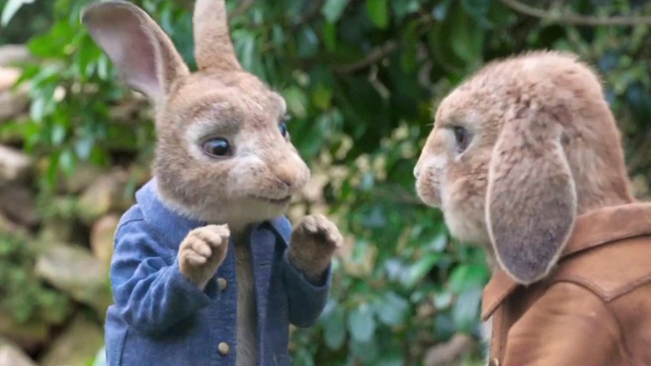 Peter Rabbit: Individual Talents