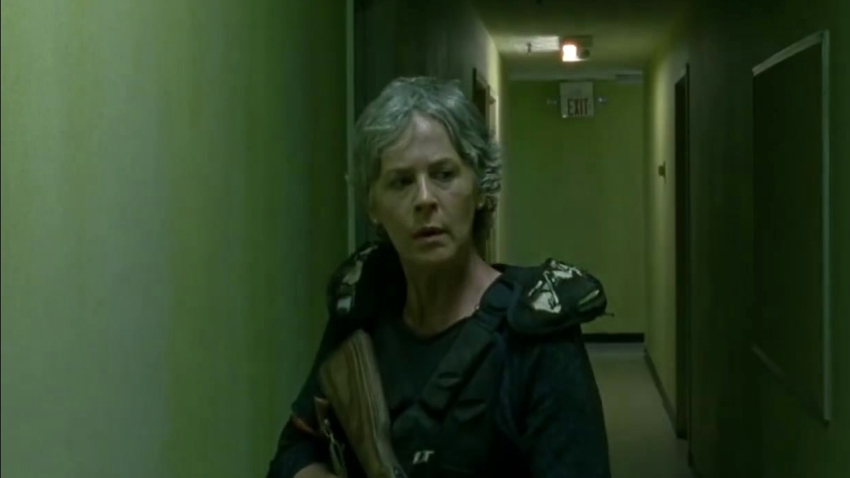 The Walking Dead: Carol on Her Own